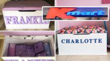 'Love it!': Kmart toy box hack sweeping social media