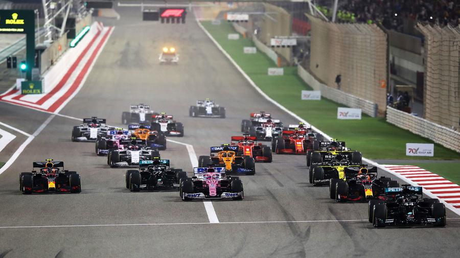 巴林將提供F1參與人員新冠肺炎疫苗