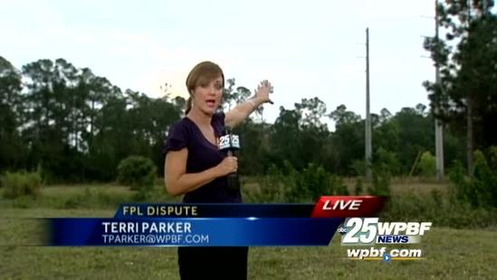 Residents don't like FPL's new project near Lake Worth