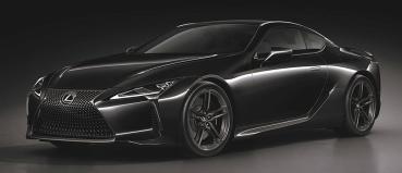 2021年式Lexus LC Limited Edition登場、台灣配額僅限3輛售價580萬元起!