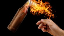 Man who threw molotov cocktail into ex-employer's office jailed 14 months