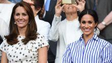 Catalina y Meghan reaparecerán juntas en Wimbledon
