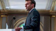 63 % der Franzosen hat Macron nicht überzeugt