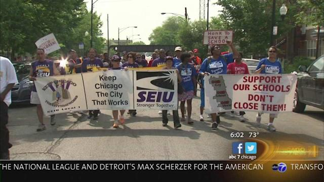 Chicago Public Schools closings fight moves to federal court with injunction hearing