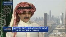Prince Alwaleed Bin Talal: President Trump has his own w...