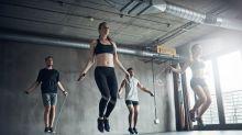跳繩減肥一小時消耗1,074卡路里!6種快速減肥方法你要知
