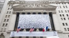 MARKETS: Dow ends down 109 points (0.45%), Nasdaq up 0.78% — YF Premium is bullish on Square (SQ)