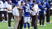 Giants' Joe Judge gives injury update on Jabrill Peppers, David Mayo