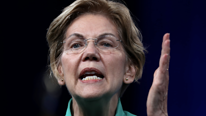 Warren calls student loan choice a 'slap in the face'