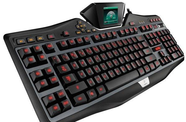 Logitech's totally rad G19 gaming keyboard now on sale