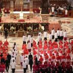 Pope tells new cardinals: be humble, help poor, fight injustice