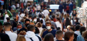 Covid-19: 5.298 nouvelles contaminations annonce Santé Publique France