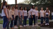 Students in Florida a cappella group deliver powerful performance to honor shooting victims
