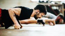 都市運動 GUIDE:健身休息時間
