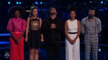 The Top 12 revealed on 'The Voice,' and there were some shocking omissions