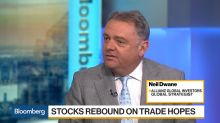 Allianz Global Investors' Dwane Says the Issue Around Trade Will Continue