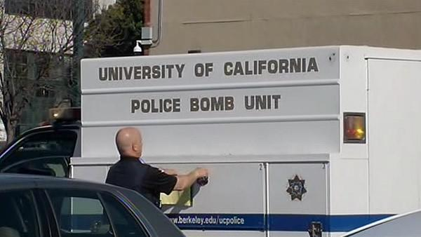 Bomb threat cleared at Lawrence Berkeley office