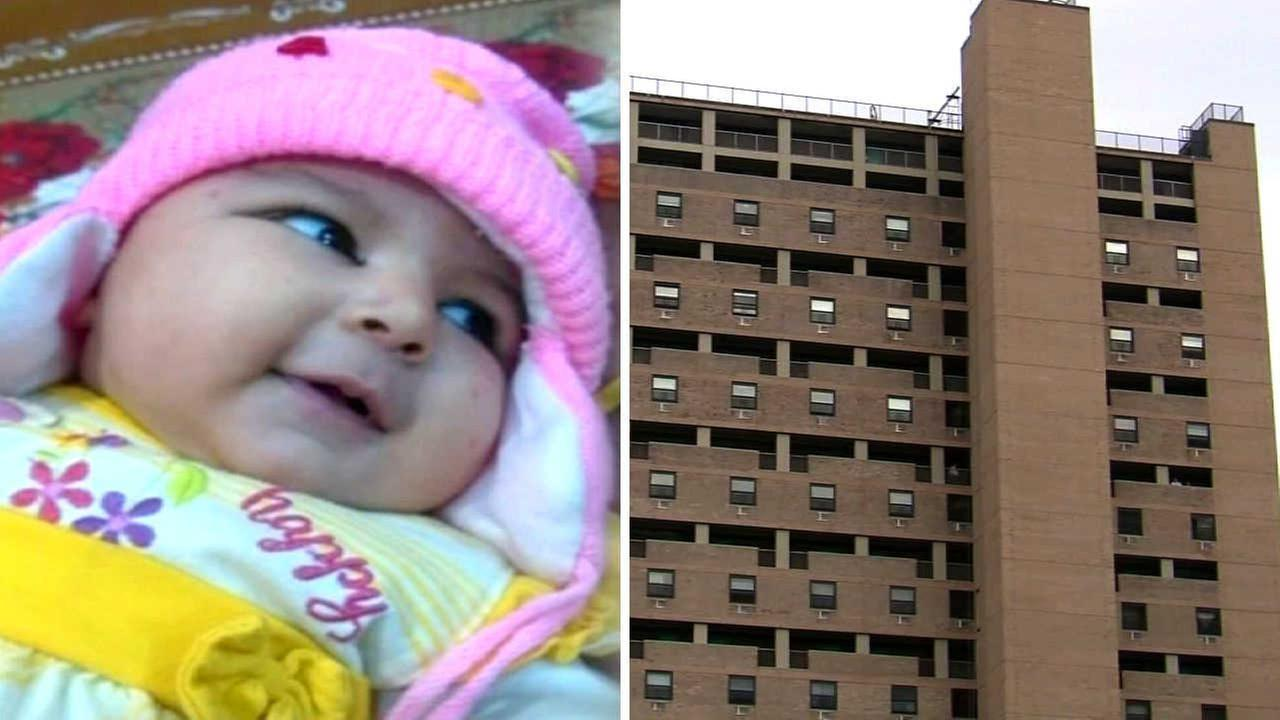 Baby falls to death when stroller plunges in elevator shaft in Brooklyn