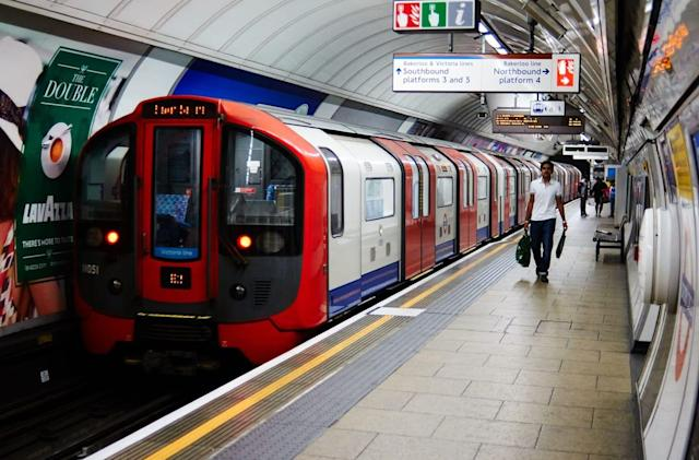 London Tube's 'regenerative braking' tech can power an entire station