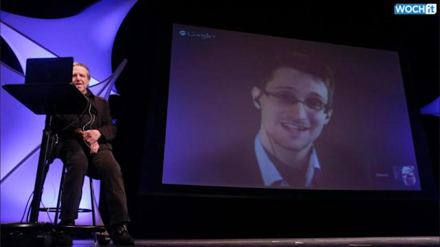Snowden Calls On Developers To Champion Privacy By Design
