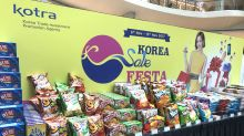 Shop for everything Korean at Qoo10's Singles' Day fair at Suntec City