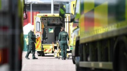UK's youngest coronavirus victim five-year-old child