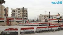 Islamist Rebels Say Capture Army Base in Syria's Idlib Province