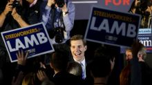 Republican concedes to Democrat in close U.S. House race in Pennsylvania