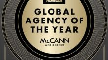 McCann Worldgroup Named Global Agency of the Year by Adweek Magazine