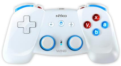 Wii Fanboy hands-on with the Nyko Wing controller