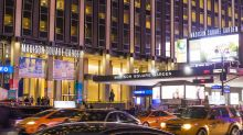 Madison Square Garden Strong on Buyouts & Entertainment Business (revised)