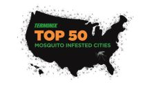 On World Mosquito Day, Terminix® Reveals Its Top 50 Mosquito Cities
