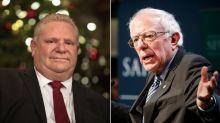 Doug Ford Rips Bernie Sanders' 'Scary' Socialism On Washington Trip