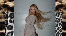 Beyoncé, sin maquillaje ni Photoshop