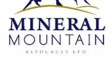 Mineral Mountain Highly Encouraged with Recent Technical Studies