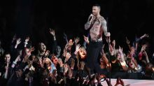 Maroon 5's Adam Levine Thanks Fans and 'The Universe' in Post-Super Bowl Message
