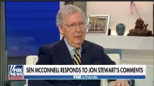Mitch McConnell: Not Sure Why Jon Stewart Is 'Bent Out Of Shape' Over 9/11 Bill