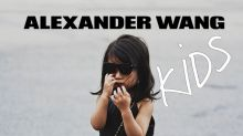 Alexander Wang Is Expecting a Baby ... Line, That Is