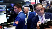 Wall Street higher as bank stocks gain after GDP data