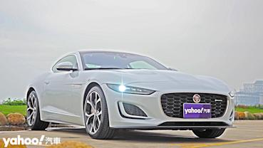 難以忘卻的我流情懷!2021 Jaguar F-Type Coupe P300 R-dynamic八里左岸試駕