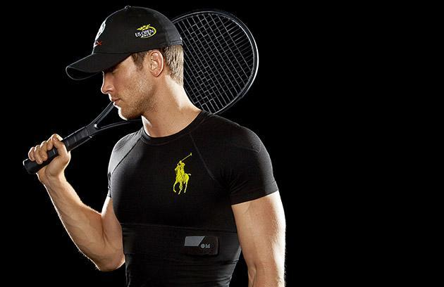 Ralph Lauren is making a tech-infused polo shirt