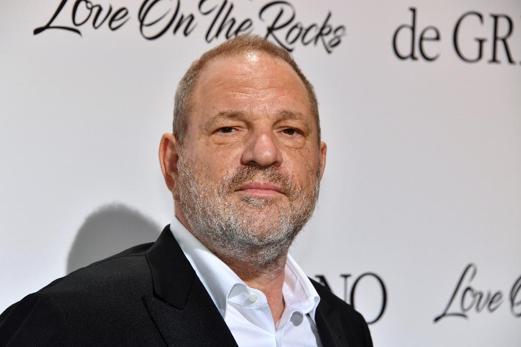 Disgraced movie mogul Harvey Weinstein is being investigated by British and US police (AFP Photo/Yann COATSALIOU)