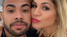 Dani Souza dá detalhes do casamento e diz que Dentinho não ajuda em casa