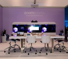 Stock Markets Rebound Wednesday as Slack, Zoom Vie for Workplace Collaboration Supremacy