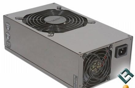 Ultra Products unveils 2000-watt X3 ATX power supply