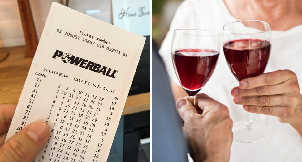 'Still in shock': Powerball $80m jackpot winner found