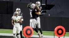 Raiders open Las Vegas stadium with 34-24 win vs Saints