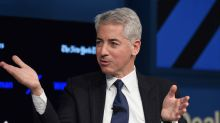 Last month Bill Ackman said 'hell is coming.' Now he's 'optimistic.'