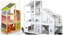 Mum transforms daughter's $49 ALDI dollhouse into luxe mansion