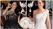 Der Buckingham Palace verkauft zum Valentinstag Geschenke mit königlichem Flair